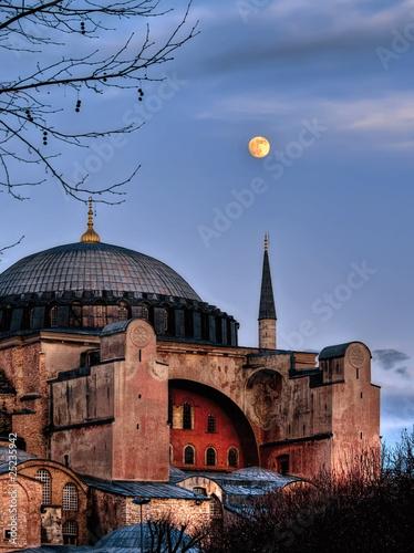 Fotomural Sacred Silence – Hagia Sofia