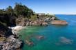 Costa de Ribadeo, Lugo, Galicia, Spain