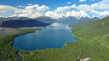 Lake McDonald, Glacier Nationa...