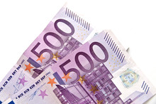 Deux Billets De 500 Euros