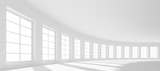 Fototapeta Perspektywa 3d - Large Hall
