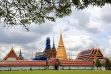 Wat Pra Kaew, Grand Palace, Bangkok, Thailand