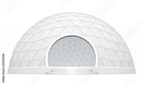 Photo Dome tent