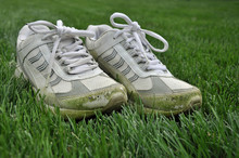 Grass Stained Shoes