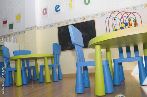 Centro educación infantil guarderia