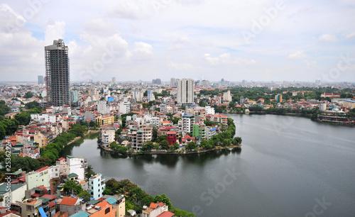 Hanoi Vietnam Cityscape