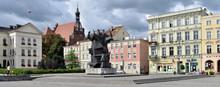 Bydgoszcz Old Market Square