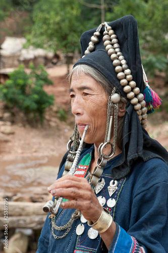 Photo Hill tribe Laos