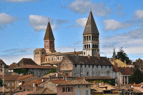 Fotografia, Obraz Tournus - Borgogna