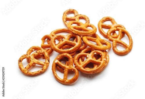 Fotografia pretzels