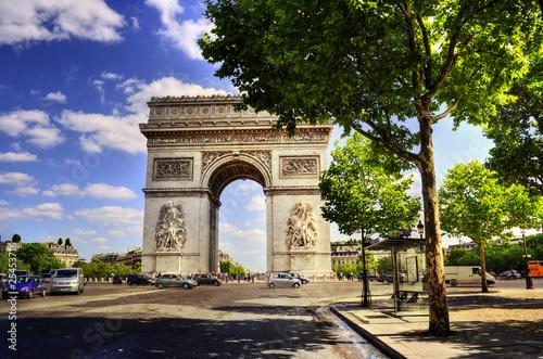 Photo Arc de Triomphe - Paris (France)