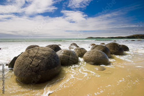 Fototapeta Moeraki Boulders