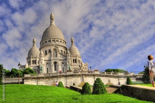 Photo  Sacre Coeur - Paris / France