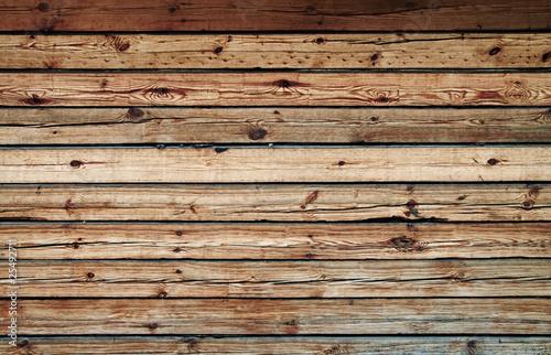 Obraz wooden wall - fototapety do salonu