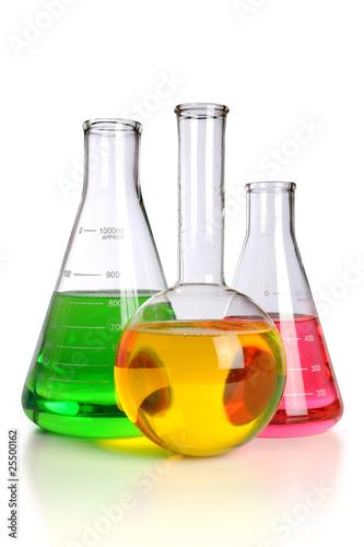 Cuadros en Lienzo  Laboratory Glassware