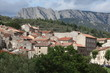 View of Olargues in Languedoc
