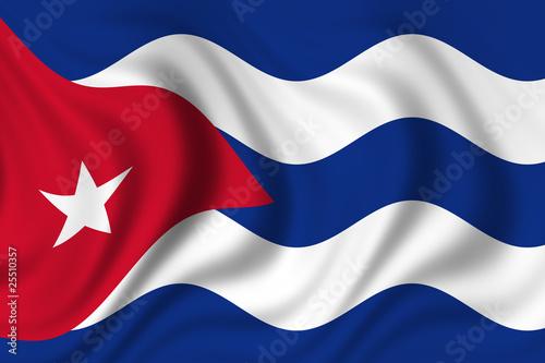 Photo  Flag of Cuba
