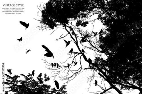 drzewo-i-ptak