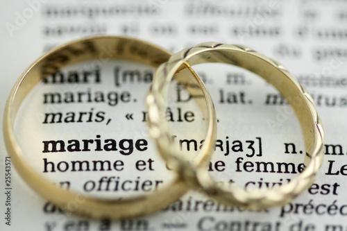 Photo  alliances et mariage