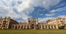 St John's College. Cambridge. UK.
