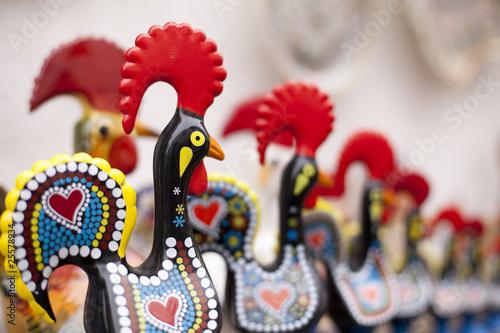 Fotografie, Obraz  Cock from Barcelos