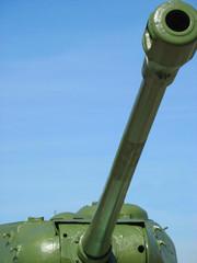 Fototapeta Militaria wieżyczka czołgu