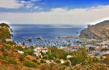 HDR Image Of Avalon Santa Cata...