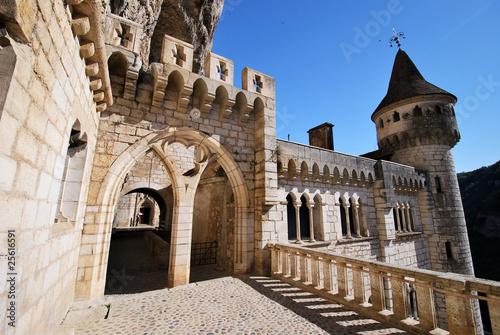 Fotografie, Obraz  Au sanctuaire de Rocamadour