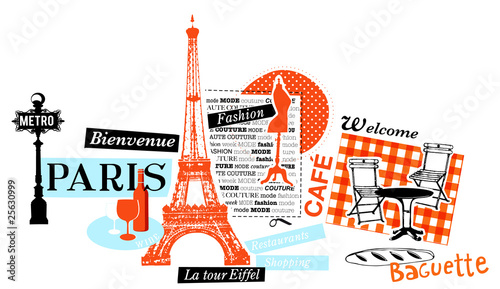 souvenirs de Paris - 25630999