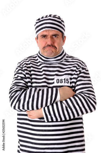 Stampe  Häftling,