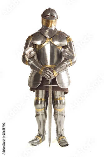 Photo Suit of Armour