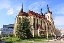 Prague Gothic St. Antonin Cathedral
