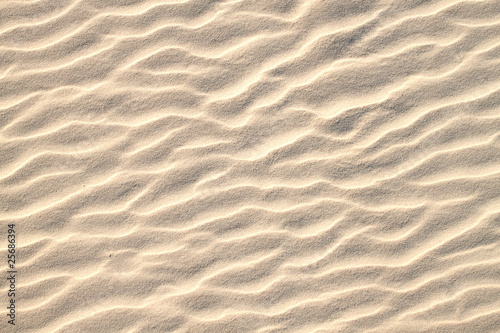 Sand pattern texture