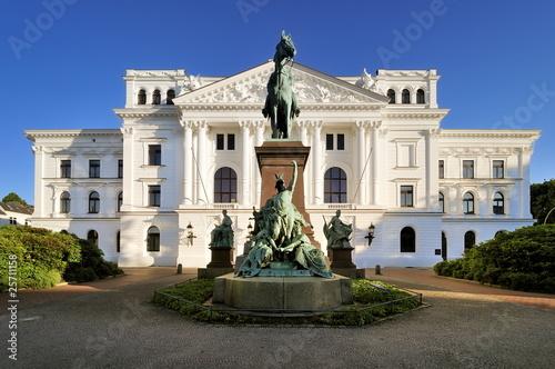 Fényképezés Rathaus Hamburg-Altona