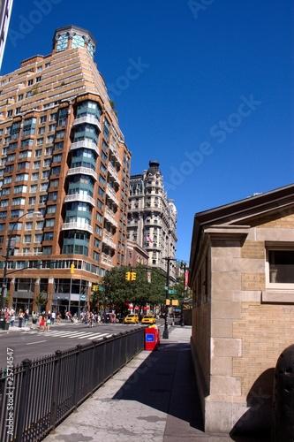 New York - Hochhäuser
