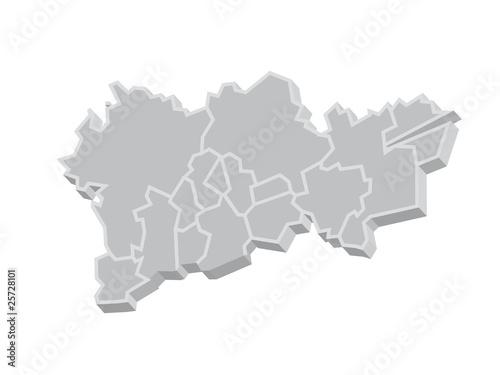 Karte Ruhrgebiet.3d Ruhrgebiet Karte Buy This Stock Vector And Explore Similar