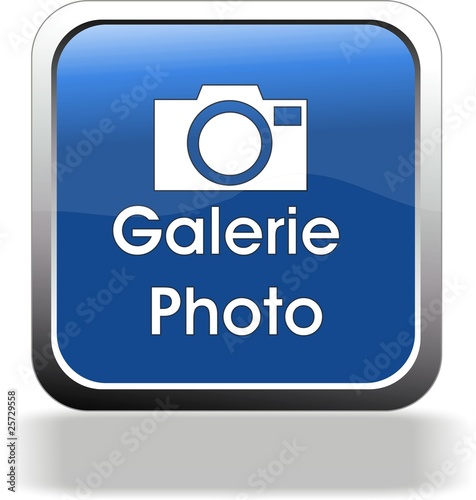 Fototapeta bouton galerie photo