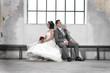 Die Ruhe vor dem Sturm-Hochzeit