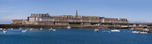 Panorama De Saint Malo, Bretagne - France