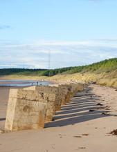 Anti Tank Sea Coastal Defences