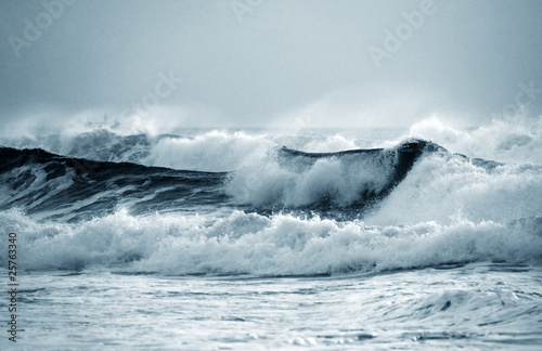 Foto op Canvas Water Indian ocean