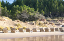 Second World War Coastal Defences