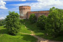 Tower Of The Smolensk Fortress...