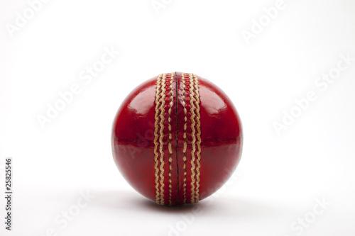 Fotografie, Obraz  Red Cricket Ball
