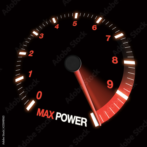 Photo  max power speed dial