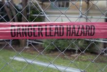 Lead Abatement Warning Banner