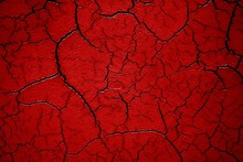 Grunge Bloody Texture With Crack