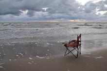 Broken Fisherman Chair