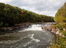 Waterfall In Ohiopyle