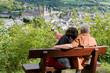 canvas print picture - Wandern - Luxemburg - Echternach
